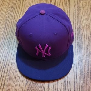 New York Yankee baseball hat